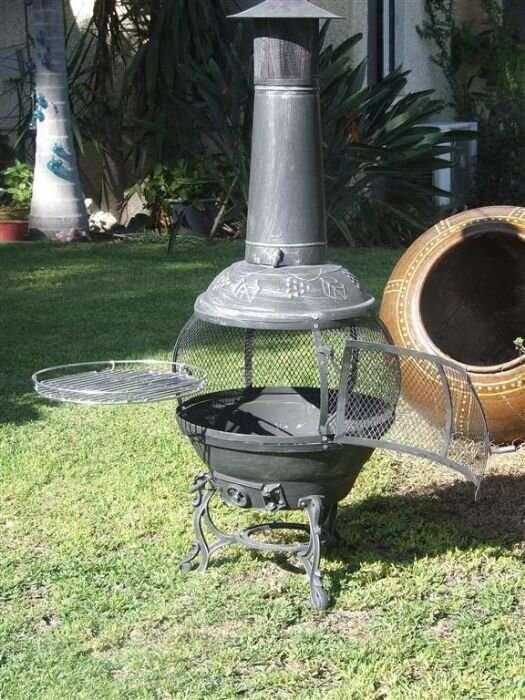 תנור חצר