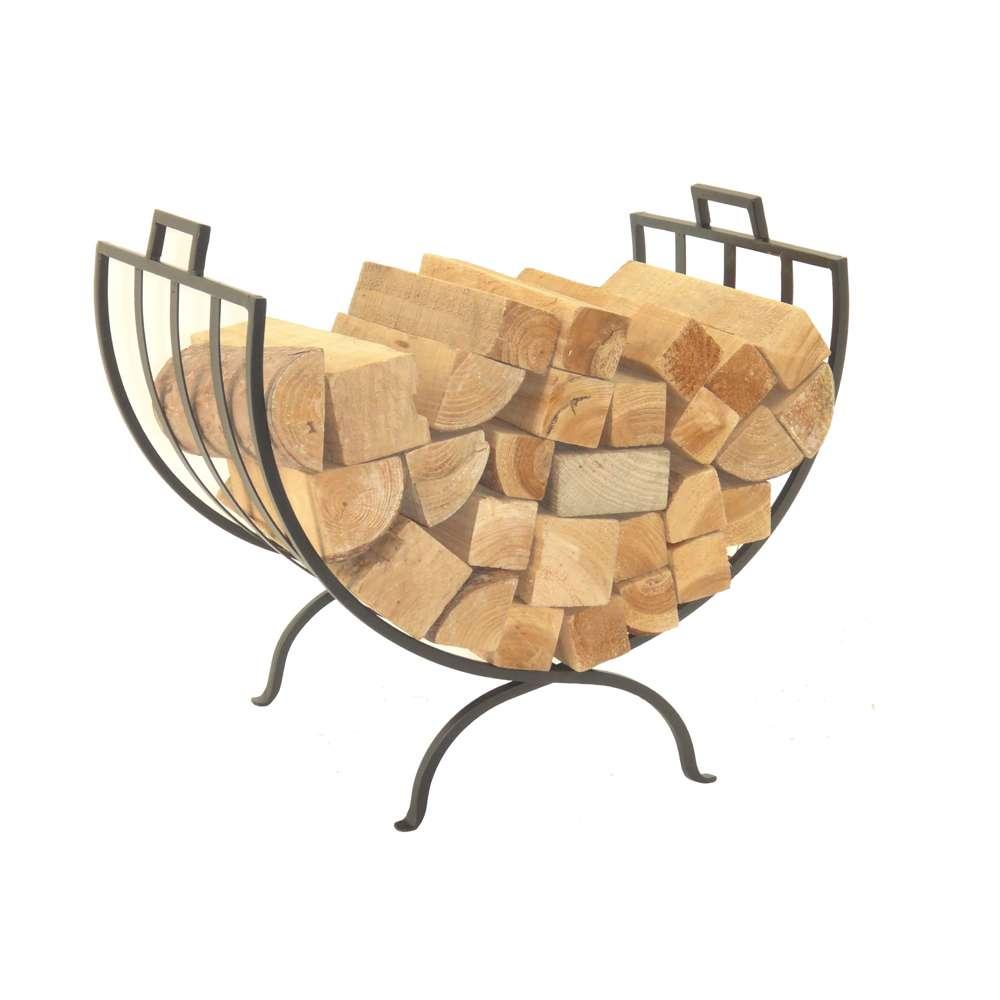 מעמד דקורטיבי לגזעי עץ