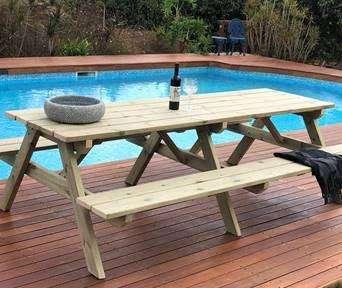שולחן פיקניק קקל