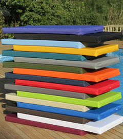 מזרוני זולה קצרים 100-70במגוון צבעים